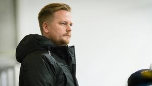 Stefan Gustafsson, tränare i Borlänge Hockey.