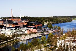 Tillväxtverket och Svenskt Näringsliv bedömer Södertälje som en .