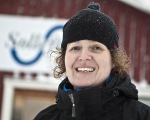 Jessica Strömberg håller tummarna för att Sollefteå Skidor ska få arrangera Kalle Anka finalerna i tre år framåt med början nästa vinter.