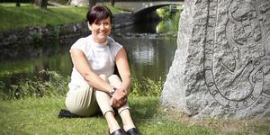 Johanna Joneklav vurmar för barn och unga, och var med och startade webstödet Nära cancer 2013. Gemenskap och kunskap, med hjälp av lättförståelig information, är ledorden.