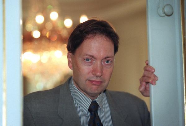 Horace Engdahl var ständig sekreterare i Svenska Akademien mellan 1999-2009. Foto: Ulf Palm/SCANPIX