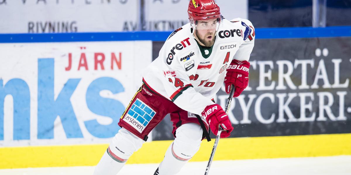 Björklund kliver in i förra matchens succékedja – så ställer Modo upp mot BIK Karlskoga