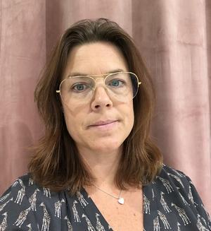 Elisabet Fransson är vikarierande rektor på Härjedalens gymnasium. Foto: Privat