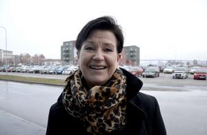 Anette Brodin, 58, arbetskonsulent, Sundsvall: