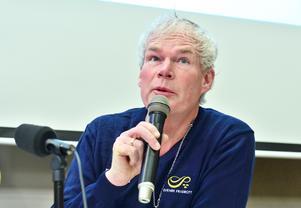 Sverker Nilsson sitter i Svenska fotbollförbundets medicinska kommitté och är även klubbläkare i Falkenberg. Arkivbild.