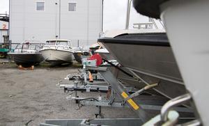 Drömmen är att utöka så att de kan få plats för fler båtar under hela året.
