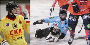 Artem Bondarenko överlistade Bollnäs målvakt Patrik Aihonen fem gånger.