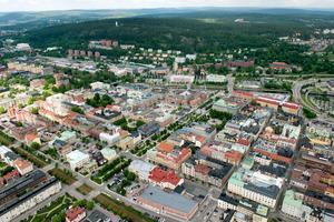 Sundsvall har en sådan otrolig potential att det är tråkigt om vi låter bakåtsträvare få bestämma, menar Karl Nilsson. Bild: Jan Olby