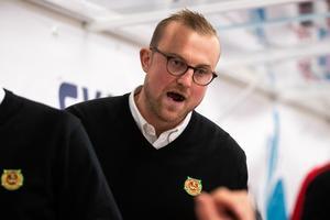 Jeff Jakobs i Mora i september 2019. Bild: Daniel Eriksson/Bildbyrån.