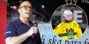 Robban Lindgren avfärdar Jonatan Sundberg helt i Bollnäs elitserietrupp