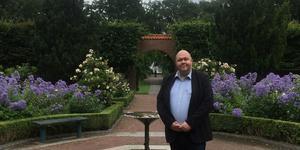 Hans-Olof Backberg fyller 50 år.