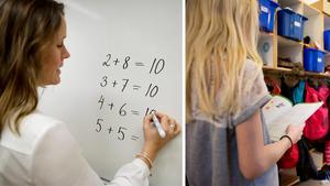 En lärare bemöter Lina Norberg Jussos text om friskolorna i Sundsvall och påpekar att man ska lita på att lärarna gör sitt jobb. Bilder: Jessica Gow/TT