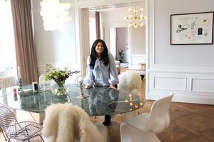 Hanaw växte upp i Gävle och nu sitter hon i TV4:s morgonsoffa som expert på sociala medier.