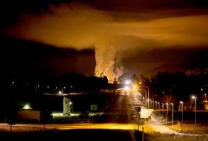 Utsläppen av växthusgaser har minskat rejält i länet.