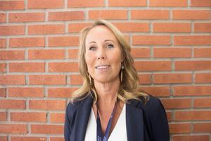 Anna Keskitalo, ny bygg- och miljödirektör i Norrtälje kommun, började också hon på golvet, men som bygglovshandläggare.