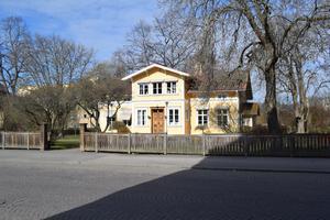 Lagermanska villan, föremål för kyrkopolitisk debatt i Jönköping.
