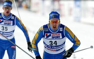 Revanschen som var närmast otrolig. På bara tre dygn hade Jörgen Brink repat sig från en ren kollaps i stafetten till att ta ett brons på VM-femmilen.