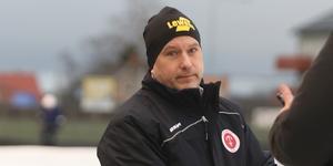 Stefan Falk, huvudtränare för SIF Norrtelje, kan konstatera att man klarat kontraktet för nästa säsong med två matcher kvar att spela.