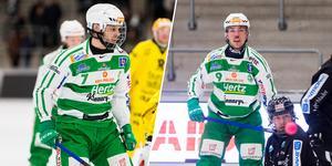 Jesper Jonsson står över måndagens match mot Hammarby, men VSK får tillbaka Robin Andersson i spel.