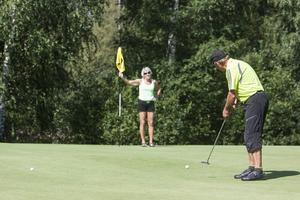 I fjol bjöd ExTe Masters på solsken och bra golf. Det återstår att se vad Memira Open bjuder på.