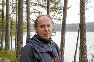 Karl-Erik Johansson, enhetschef för arbetsmarknad och integration i Skinnskattebergs kommun. Foto: Björn Nylund