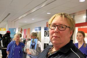 Inger Levin, HR-strateg på Skaraborgs sjukhus.