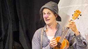 Ivan Monthan har premiär på en ny föreställning den 26 oktober.
