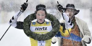 Britta Johansson Norgren är rankad som den bästa långloppsåkaren i världen.
