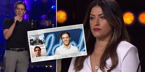 Hampus Israelsson berättar om rysaren, förvåningen över framgångarna och det nyvunna kändisskapet. Foto: TV4