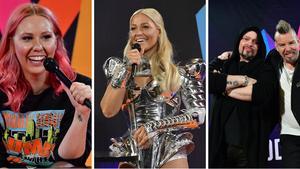 """Latinopop mot hårdrock i Andra chansen: """"Den starkaste sångrösten i hela Melodifestivalen"""""""