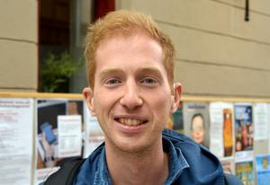 Daniel Forsman.