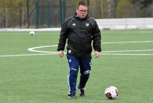 IFK Moras tränare Ben Smith var nöjd med ett poäng borta mot IFK Lidingö.