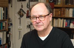 Torbjörn Eklund, Norrtälje, får årets kulturpris.