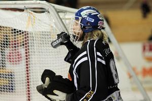 Jesper Thimfors – målvakten med den stora rösten.