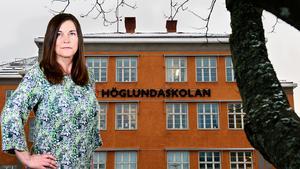 Höglundaskolan är bara en av alla skolor i Sundsvall som behöver förbättra sina resultat. Foto: Johan Engman