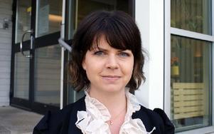 Sofia Jarl är centerpartistiskt kommunalråd i Gagnef.