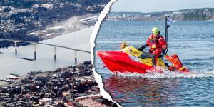 I Sundsvall finns ungefär 40 frivilliga sjöräddare och föreningen drivs av ideella krafter. Nu kan räddningsstationen komma att flytta från Alvik till Karlsvikspiren, båda på Alnö.