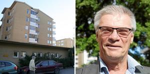 Christer Dahl (S) kritiser den borgerliga alliansens planer för Balder.