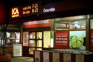ICA lägger ner matbutiken i Östertälje.