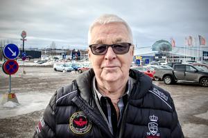 Bengt Bohlin, pensionär, 80, Sundsvall