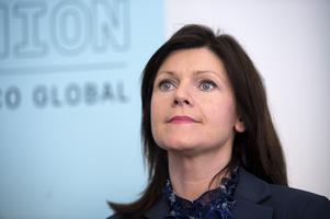 Eva Nordmark, före detta ordförande för TCO är Sveriges nya arbetsmarknadsminister. Det blir inte tal om någon lugn startsträcka på nya jobbet.