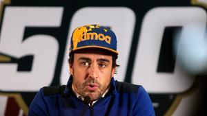 Alonso klar för Indy 500 – tävlar för Ericssons förra team