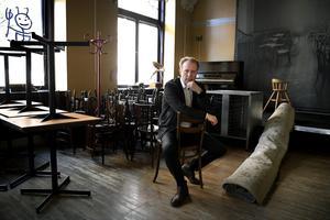 Eirik Stubø hade gjort ett gästspel som regissör på Dramaten när han tillträdde som chef 2015.