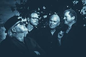 Peter Getz och Stockholm Jazz Trio. Foto: Pressbild