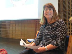 Marianne Lannsjö är överläkare på rehabavdelningen vid Sandvikens närsjukhus.