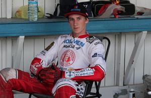 Max Fricke fortsätter i Rospiggarna även 2019.