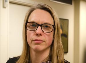 Eva-Karin Ljunglund, beredskapssamordnare på Länsstyrelsen i Dalarna.