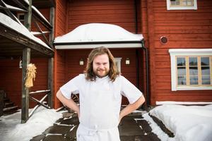 Magnus Nilsson. Arkivbild tagen i Fäviken.