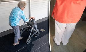 Antalet personer över 85 år i Sundsvall kommer fördubblas till 2035 vilket gör att vi måste göra tydliga prioriteringar i äldreomsorgen redan i dag, skriver Kate Almroth och Liza-Maria Norlin från KD. Bild: Gorm Kallestad/TT / Fredrik Sandberg/TT