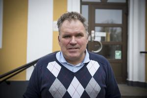 Anders Åkerström, näringslivschef.